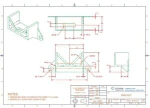 cad file template